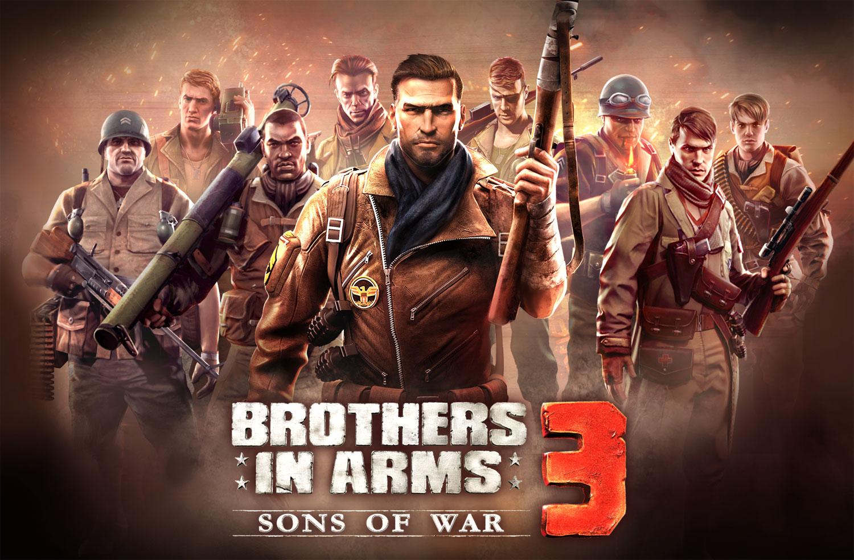 دانلود Brothers in Arms® 3 - بازی برادران جنگ 3 اندروید + دیتا !