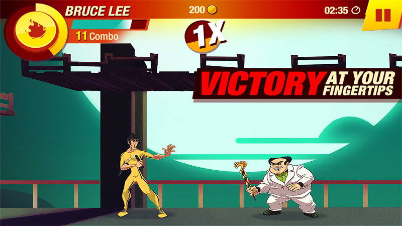 Bruce Lee: Enter The Game Android