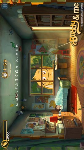 Buddy & Me Android - آندروید گیم