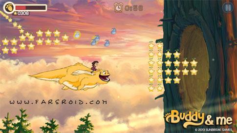 Buddy & Me Android - بازی جدید اچ دی اندروید
