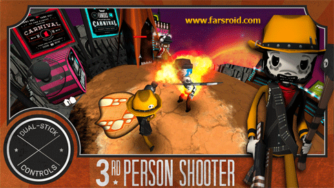 Download Burn The Lot Android Apk + Obb - NEW