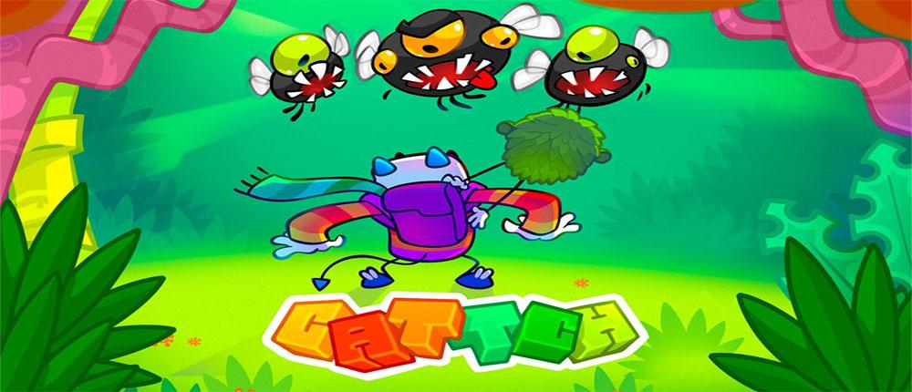 دانلود CATTCH: Insane Platform Action - بازی پلتفرمر فوق العاده نجات دوستان اندروید !
