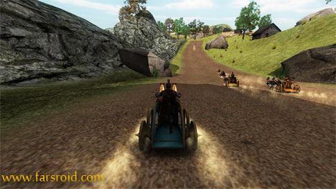 Download CHARIOT WARS Android Apk + obb - NEW
