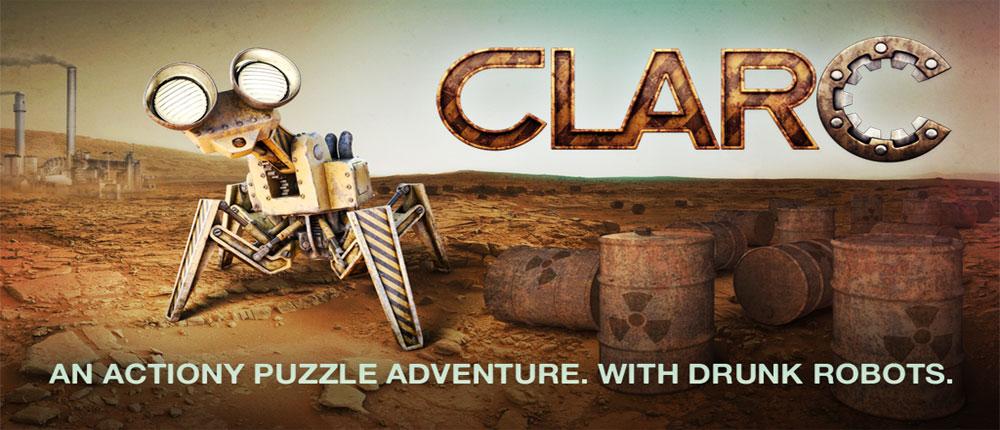 دانلود CLARC - بازی ماجراجویی جدید کلارک اندروید + دیتا + تریلر