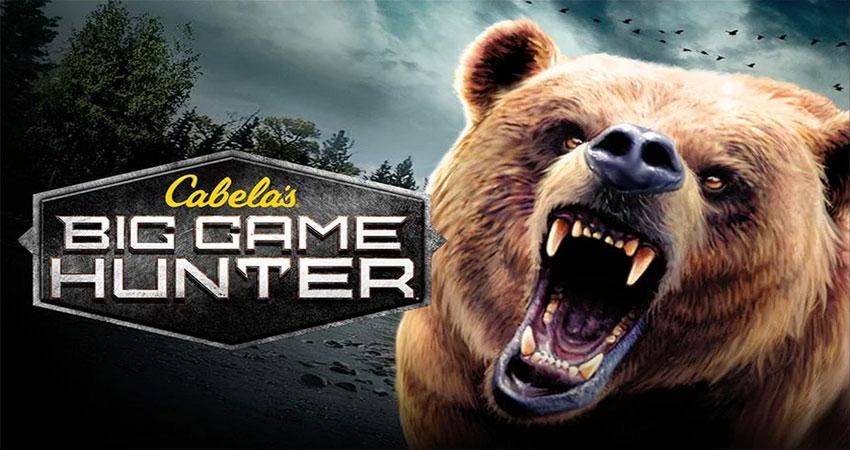 Cabela s Big Game Hunter دانلود Cabela's Big Game Hunter 1.2.1 – بازی شکارچی حیوانات آندروید + دیتا