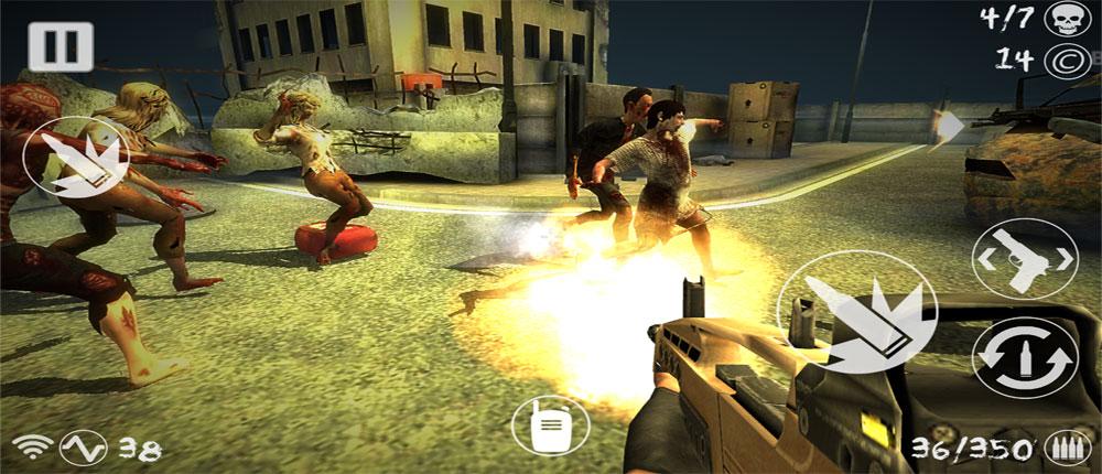 دانلود Call Of Battlefield: Online FPS - بازی ندای نبرد اندروید