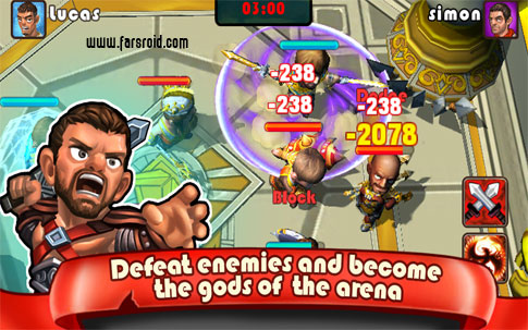Download Call of Arena HD Android Apk + Obb - New Free Google Play