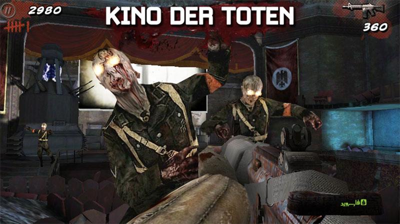 دانلود Call of Duty Black Ops Zombies 1.0.11 – بازی ندای وظیفه: عملیات سیاه زامبی اندروید + مود + دیتا