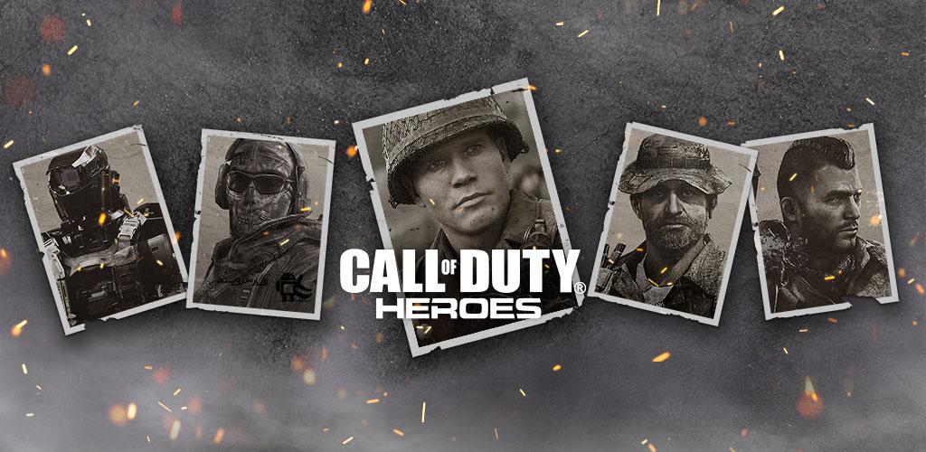 دانلود Call of Duty®: Heroes - بازی ندای وظیفه: قهرمانان اندروید + دیتا