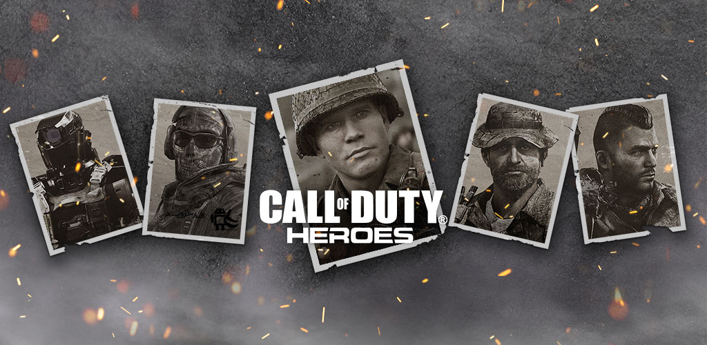 Call of Duty Heroes دانلود Call of Duty®: Heroes 2.3.0 – بازی ندای وظیفه: قهرمانان آندروید