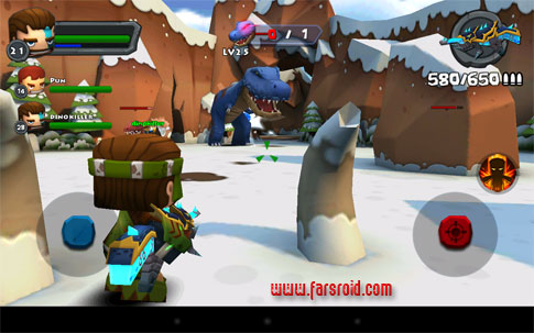 Download Call of Mini™ Dino Hunter Android Apk + Mod - Google Play