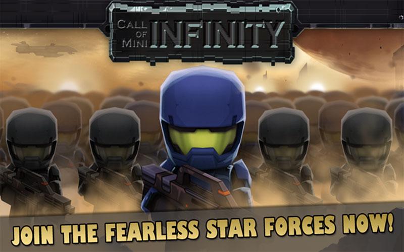 دانلود Call of Mini™ Infinity 2.6 – بازی شوتر سوم شخص اندروید + 3 مود + دیتا