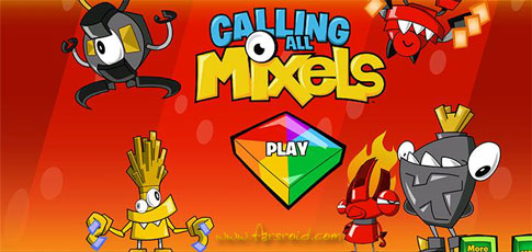 دانلود Calling All Mixels 3.0.0 – بازی اچ دی برج دفاعی میکسل ها اندروید + دیتا