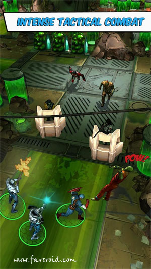 Download Captain America: TWS Android Apk + Data Game - New Google Play