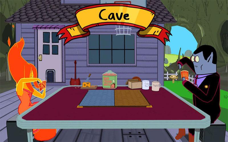 Card Wars - Adventure Time - بازی رایگان اندروید