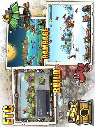 Cartoon Defense 4 Android - بازی جدید اندروید