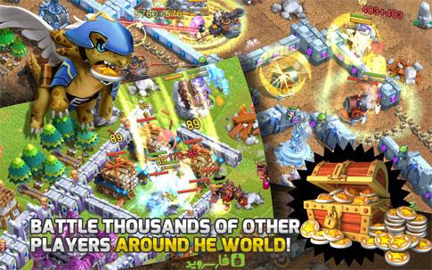 Castle Fantasia Android - بازی جدید اندروید