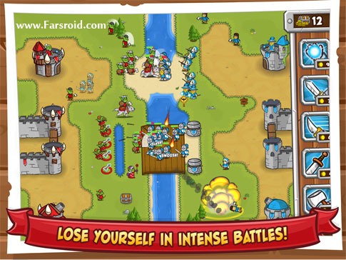 Download Castle Raid 2 Android Apk + Obb - New FREE