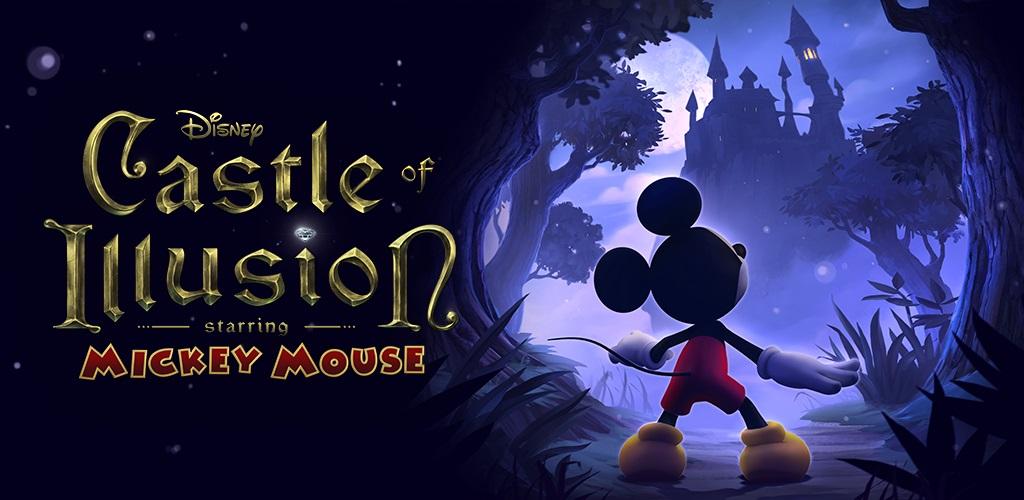 دانلود Castle of Illusion - بازی قلعه خیالی میکی موس اندروید!