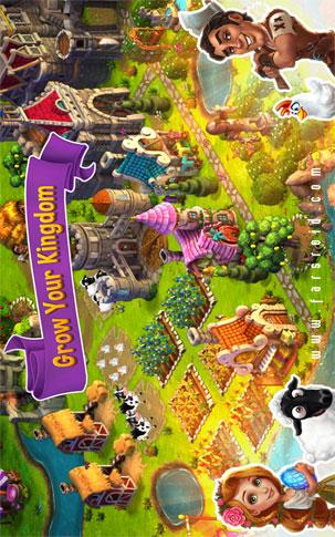 CastleVille Legends - بازی اندروید