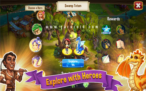 Download CastleVille Legends Android Apk + Mod - Google Play
