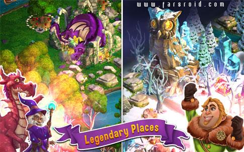 Download CastleVille Legends Android Apk + Mod - Google Play
