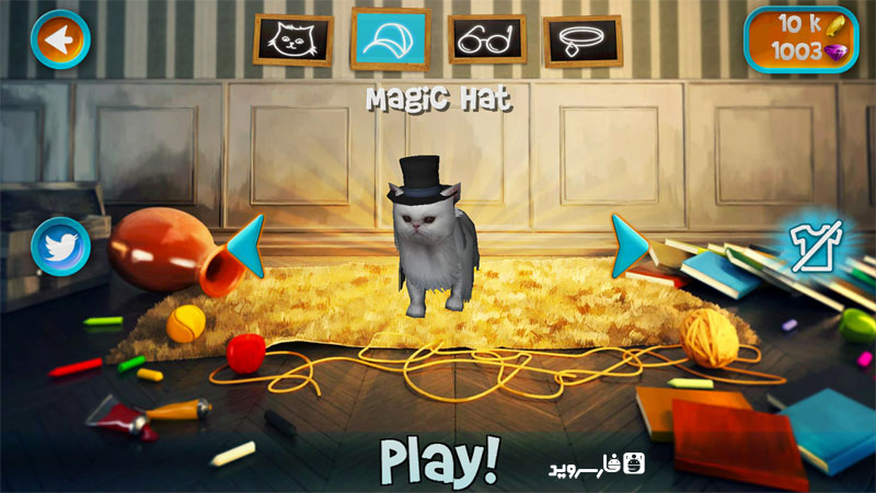 Download Cat Simulator Android Apk + Mod + Obb SD - Google Play