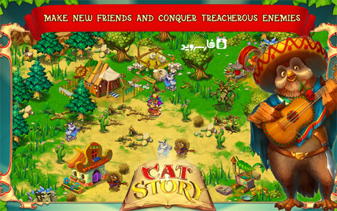Download Cat Story Android Apk + Obb SD + Mod- Google Play