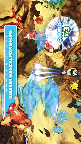 Catch that Dragon! Android بازی اندروید - جدید
