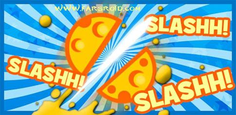 دانلود بازی Cheese Chopper  1.0 - بریدن پنیر برای اندروید