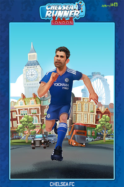 Download Chelsea Runner Android Apk + Mod + Obb SD - Google Play