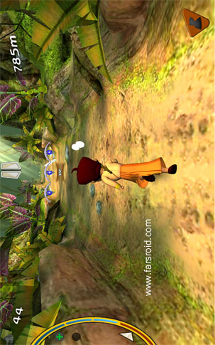 Chhota Bheem Jungle Rush 3D Android - بازی اندروید