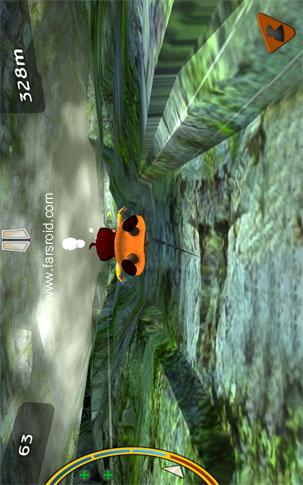 Chhota Bheem Jungle Rush 3D Android - بازی اندروید