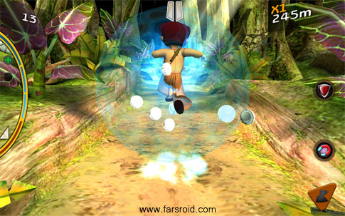Download Chhota Bheem Jungle Rush 3D Android Apk + Obb - Google play