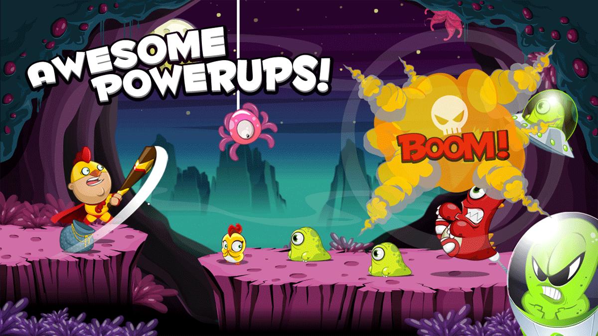 Chicken Boy Android بازی اندروید