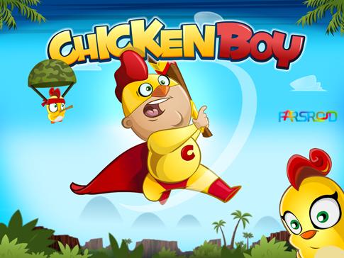دانلود Chicken Boy - بازی جدید و سرگرم کننده پسر و جوجه اندروید