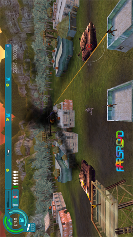 Choplifter HD Android بازی اندروید