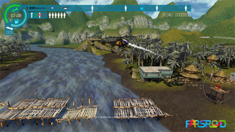 Download Choplifter HD Android Apk + Obb - New