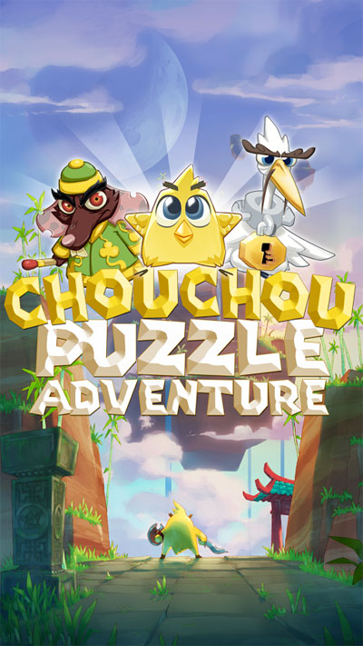 Chouchou Puzzle Adventure Android