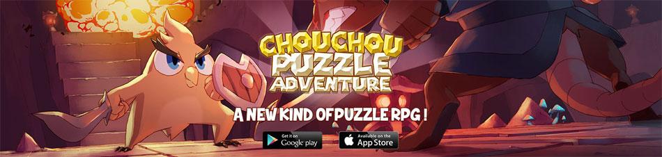 دانلود Chouchou Puzzle Adventure - بازی پازل اندروید + دیتا