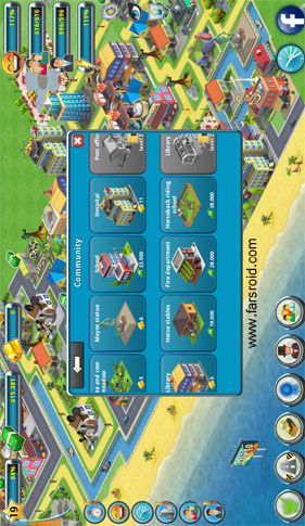 City Island 2 - Building Story Android - بازی اندروید