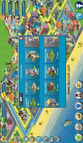 دانلود City Island 2 – Building Story 150.1.3 – بازی سیتی ایسلند 2 اندروید + مود