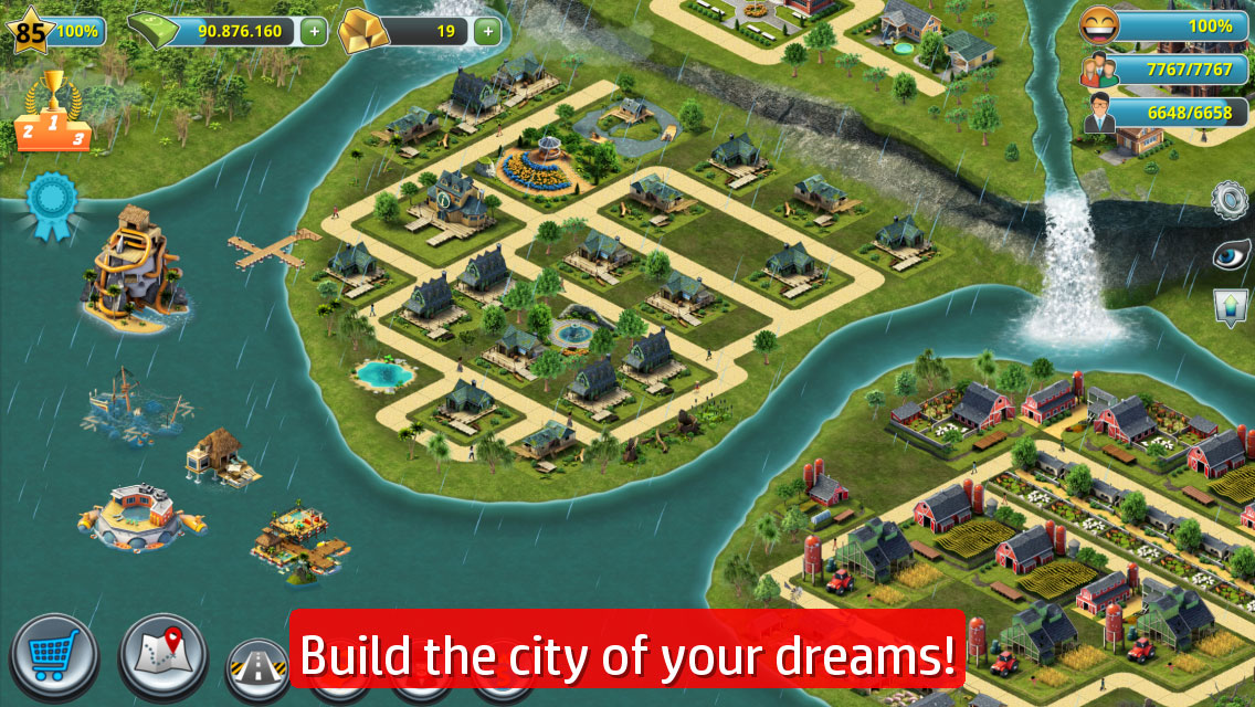 City Island 3 - Building Sim Android