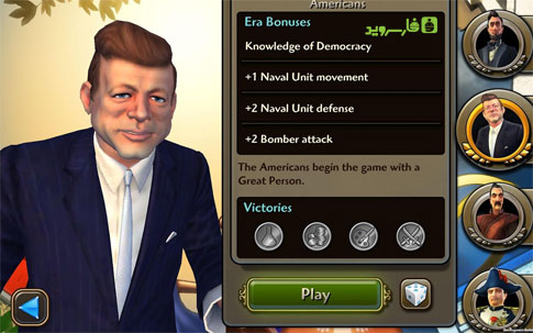Civilization Revolution 2 Android