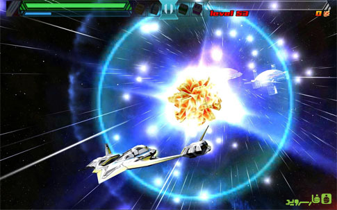 Clash - Space Shooter Android - بازی جدید اندروید