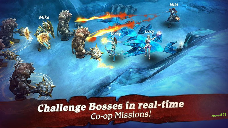 Download Clash for Dawn Android Apk Original + Mod + SD Data - Google Play