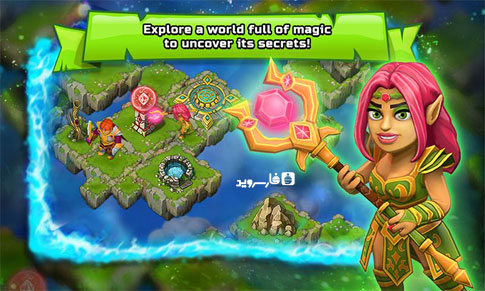 Clash of Islands Android