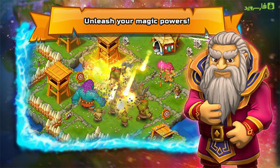 Download Clash of Islands Android Apk + Mod - FREE Google Play