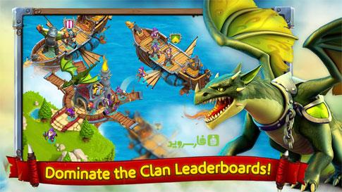 Cloud Raiders Android - بازی جدید اندروید