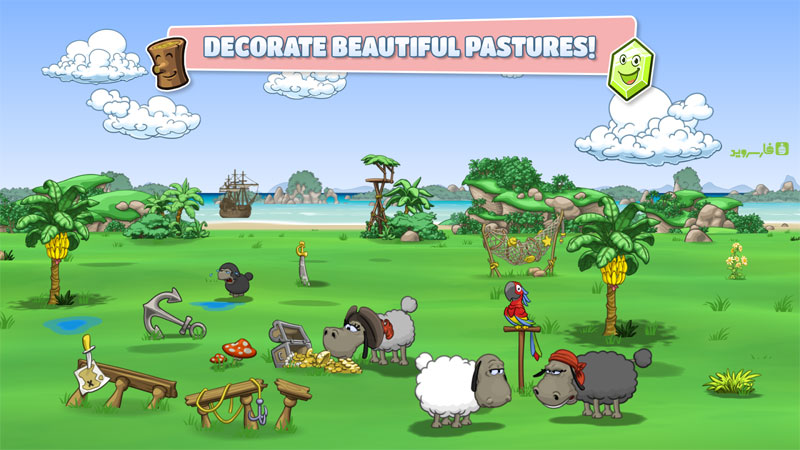 Download Clouds & Sheep 2 Android Apk + Mod + Obb SD - Google Play